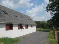 Barn addition
