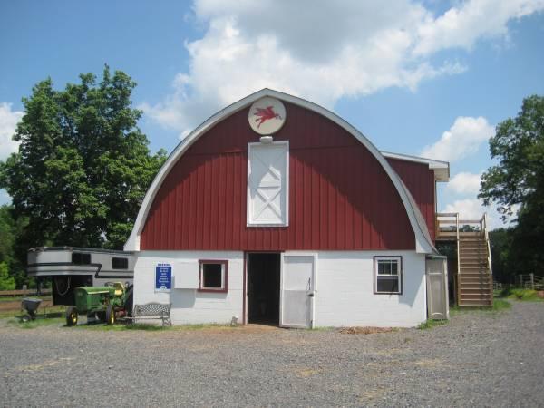 Flying Horse Farm Barn