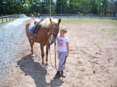 Flying Horse Farm Kids Riding Camp
