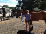 Alyson and Chance win at DVCTA