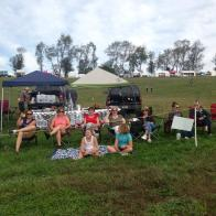 Tailgating at Plantation Field